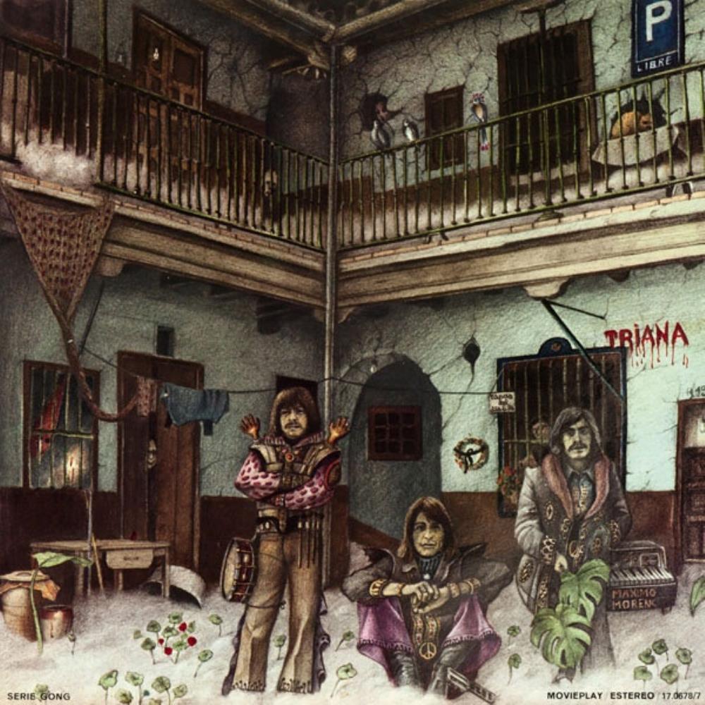 TRIANA Triana El Patio reviews