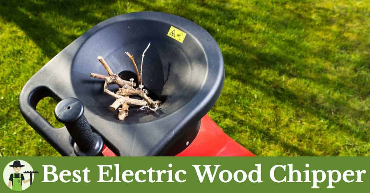 Electric Wood Chipper