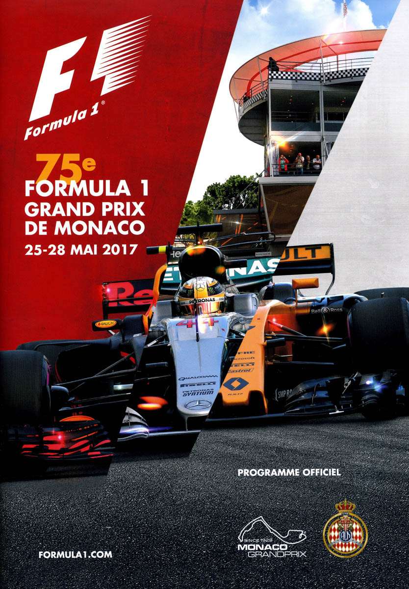 2017 Formula 1 World Championship Programmes The Motor