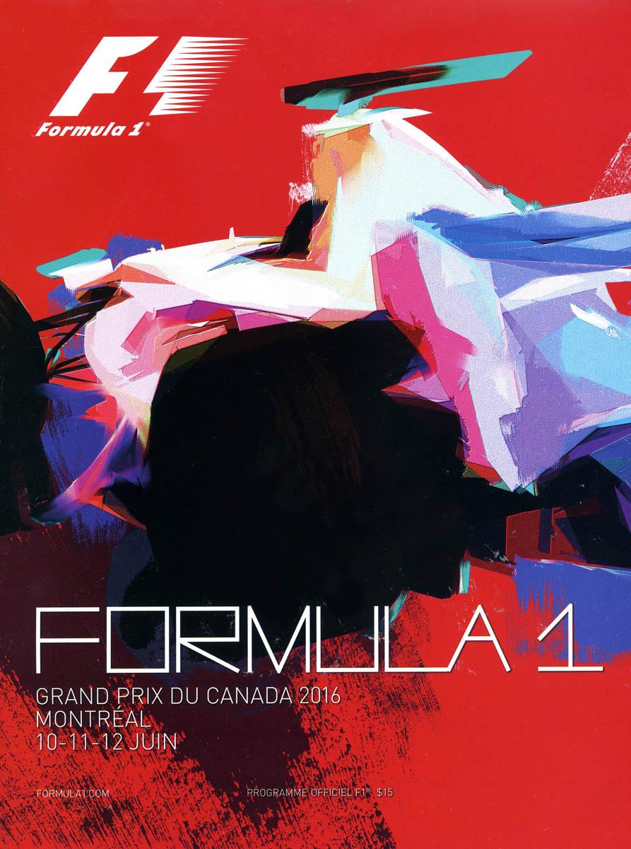2016 Formula 1 World Championship Programmes The Motor