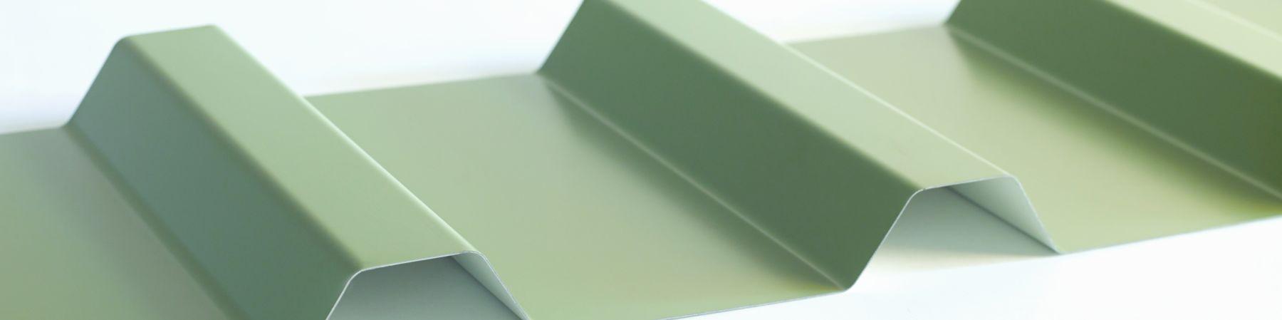 Trapezblech Aluminium - Profilverkauf Gehrmann