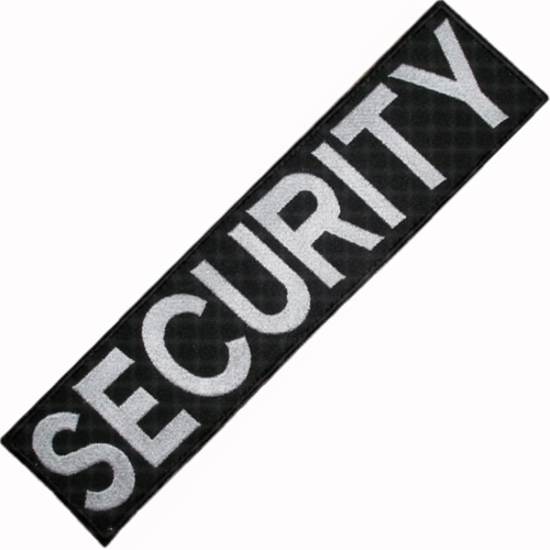 Velcro strip SECURITY
