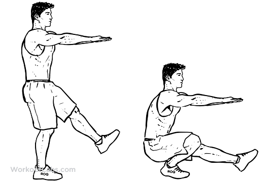 Why and how to master the Pistol Squat