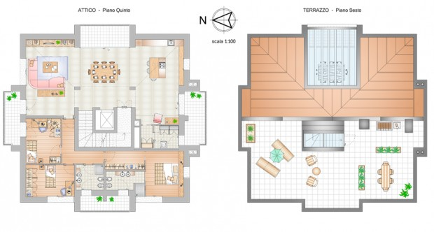Centro De Gasperi  Residenziale  Progetta Soluzioni