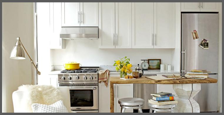 Una Piccola Cucina Con Le Scarpe Nel Forno  Progettazione Casa
