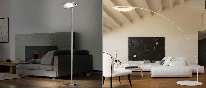 Illuminazione soggiorno e salotto  Lampadari applique
