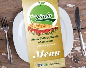menu ciao piada