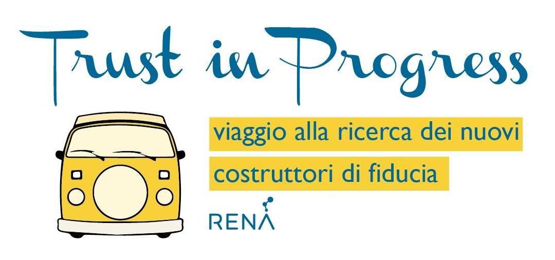 Trust in progress.  Cosa significa affrontare il tema della fiducia oggi? Le risposte di Mattia Diletti, Ezio Manzini e Dino Amenduni