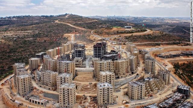 Rawabi il sogno palestinese  Progetto Dreyfus