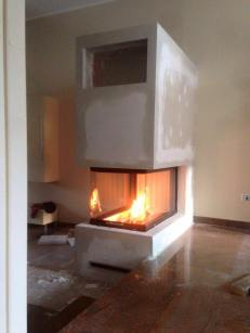 Spartherm Arte u 90 Accensione