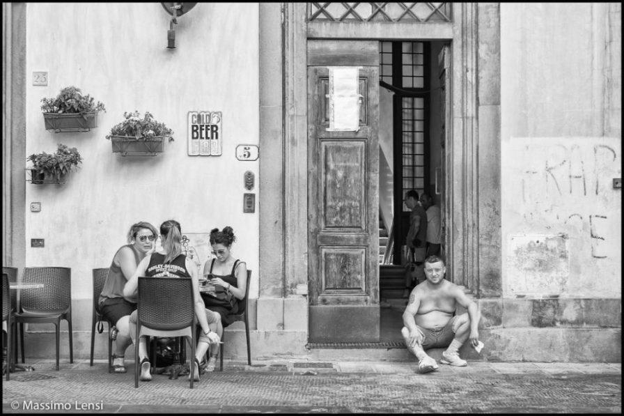 Via dei Conti, Firenze. © Massimo Lensi