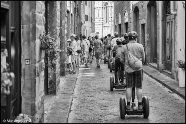 Via dello Studio, Firenze. © Massimo Lensi
