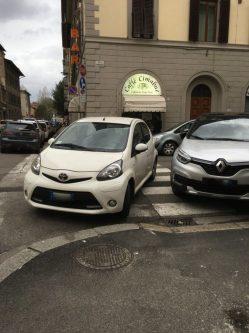 Via Cimabue, Firenze. © Grazia Galli
