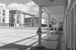 Firenze, Quartiere 1 (Centro storico). Piazza Dalla Piccola. © Emanuele Baciocchi