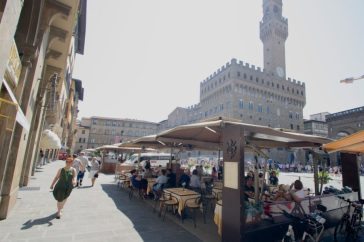 Piazza Signoria. Firenze © Massimo Lensi