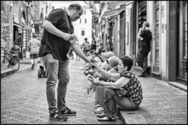 Via de' Neri, Firenze. © Massimo Lensi