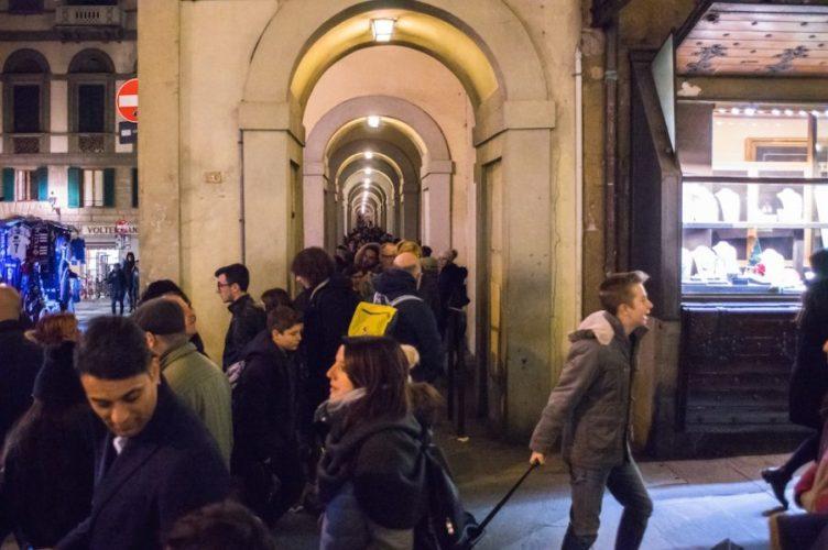Lungarno degli Archibusieri © Massimo Lensi