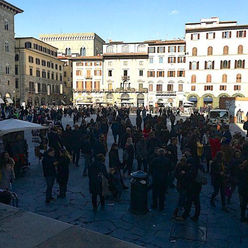 Piazza della Signoria © Grazia Galli
