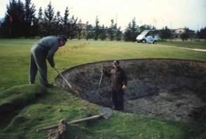 Lamborghini - bunker green 7 (1994)
