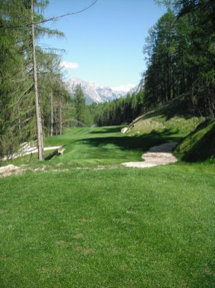 Cortina d'Ampezzo Golf Court (2010)