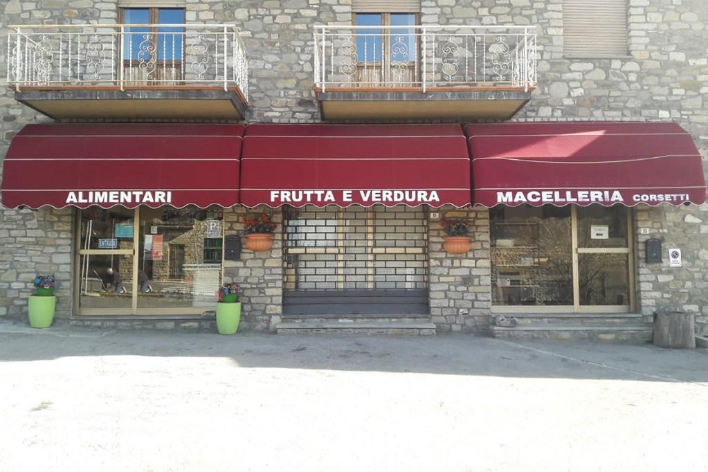Associazione ProgettoIdea Chiusi della Verna - Alimentari macelleria corsetti