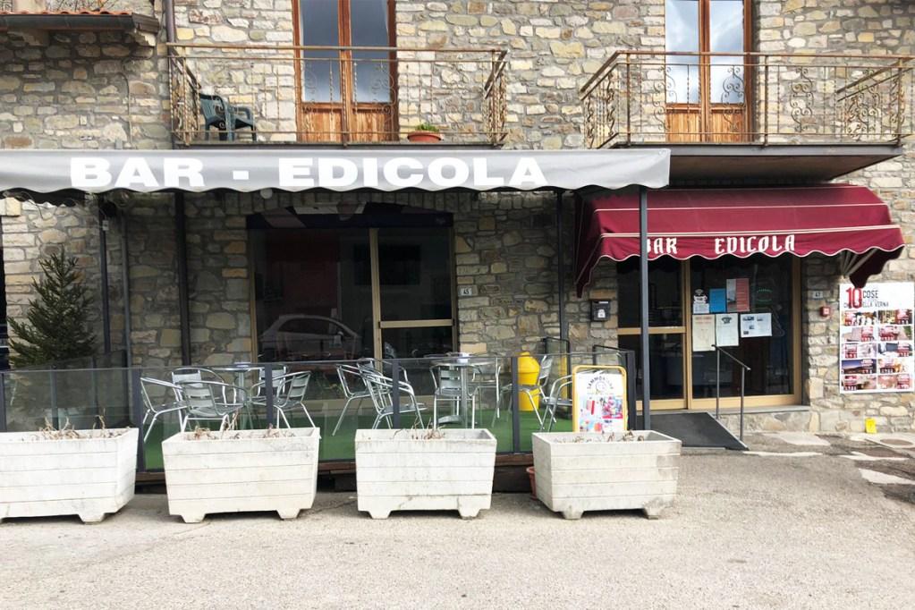 Associazione ProgettoIdea Chiusi della Verna - easy bar di anita detti