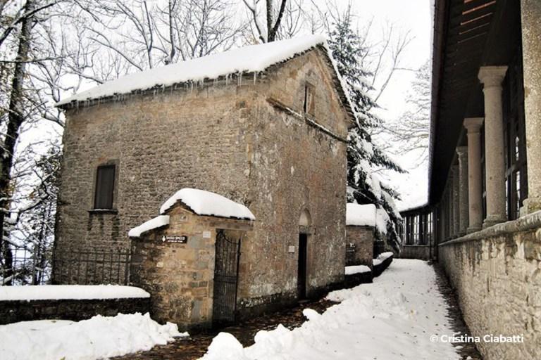 Santuario della Verna - Progettoideal chiusi della verna (©cristina ciabatti)3