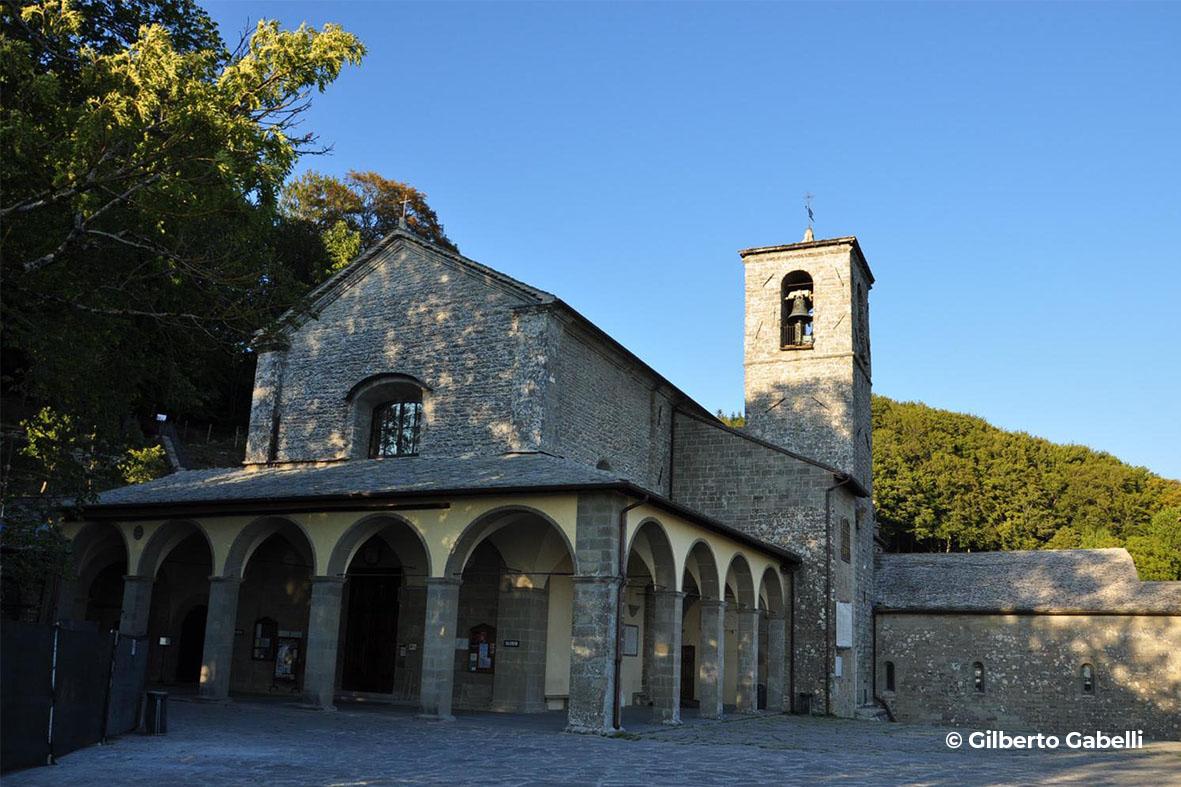 Santuario della Verna - Progettoideal chiusi della verna (©gilberto gabelli)1