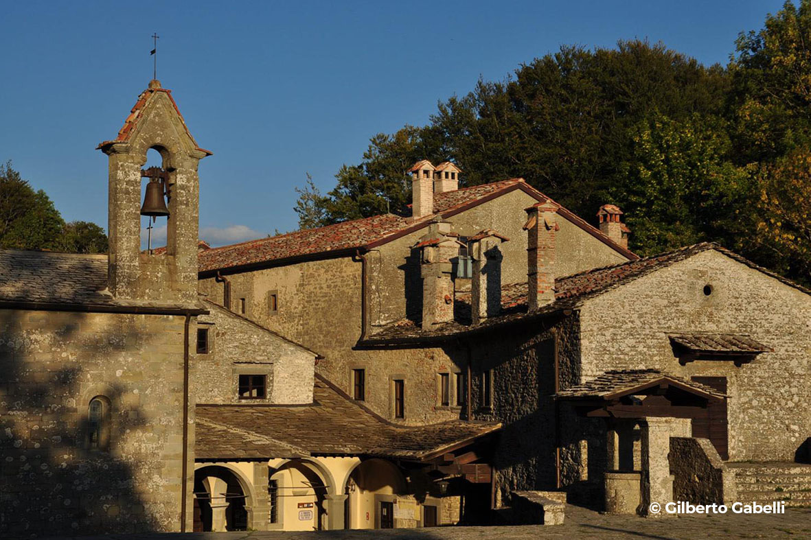 Santuario della Verna - Progettoideal chiusi della verna (©gilberto gabelli)2