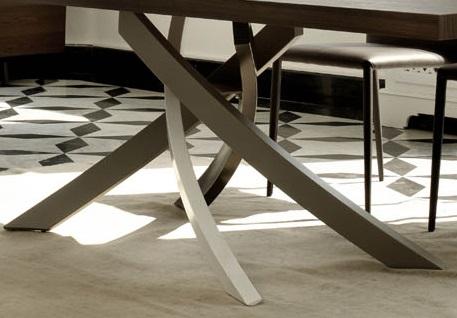 Tavolo Artistico 160x90 Fisso bontempi  Tavolo di design