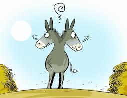 Buridan's Donkey