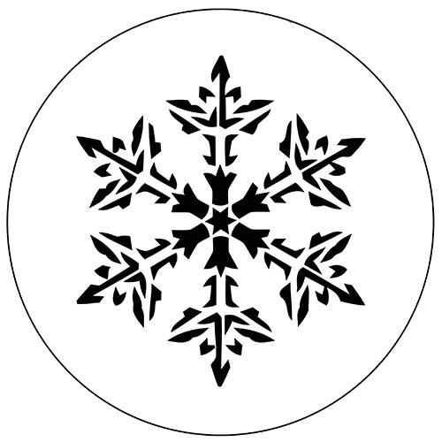 Snowflakes #6