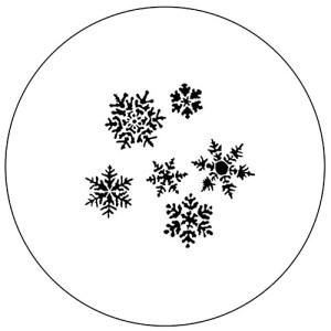 Snowflakes #3
