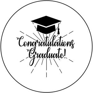 Congratulations Graduate Stock Gobo