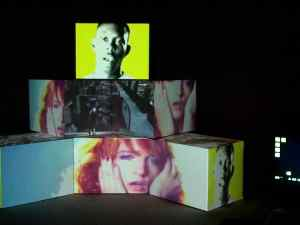 Ithaca Audio – Live Projection Mapping