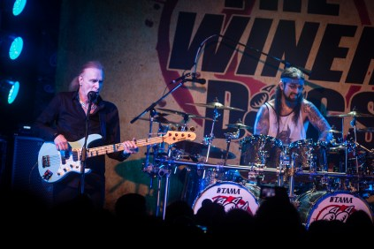 Billy Shean & Mike Portnoy live @ Crossroads