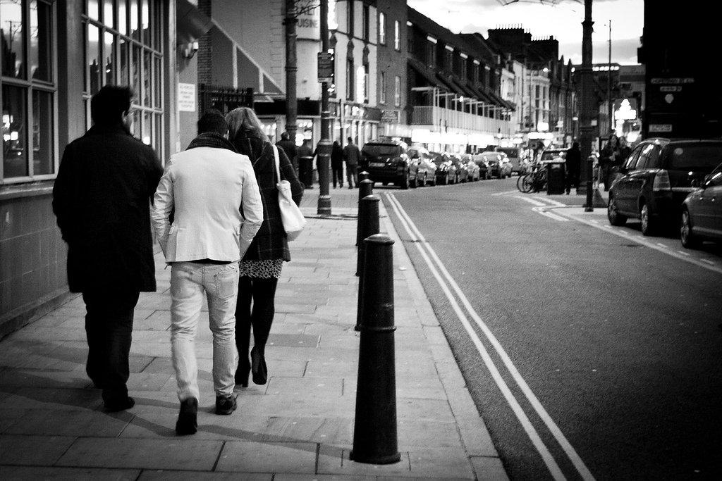 Brick Lane Walking