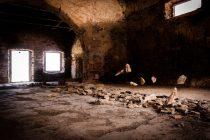 Miniera abbandonata di Argentiera - Sardegna