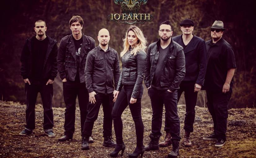 Contributor's Review – IO Earth – New World – by Gary Morley