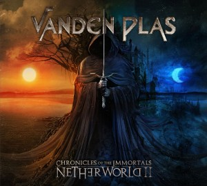 VANDEN PLAS chrII COVER