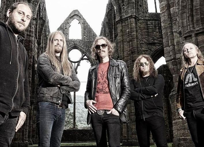"""OPETH DEBUT """"THE WILDE FLOWERS"""""""