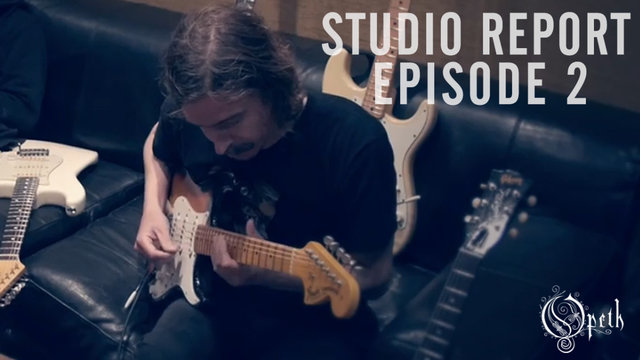 OPETH RELEASE 2ND STUDIO BLOG FOR 'SORCERESS'; NEW ALBUM OUT SEP 30TH