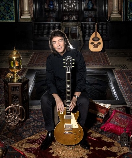 Steve Hackett – The Night Siren – Released 24th March Through InsideOut Music