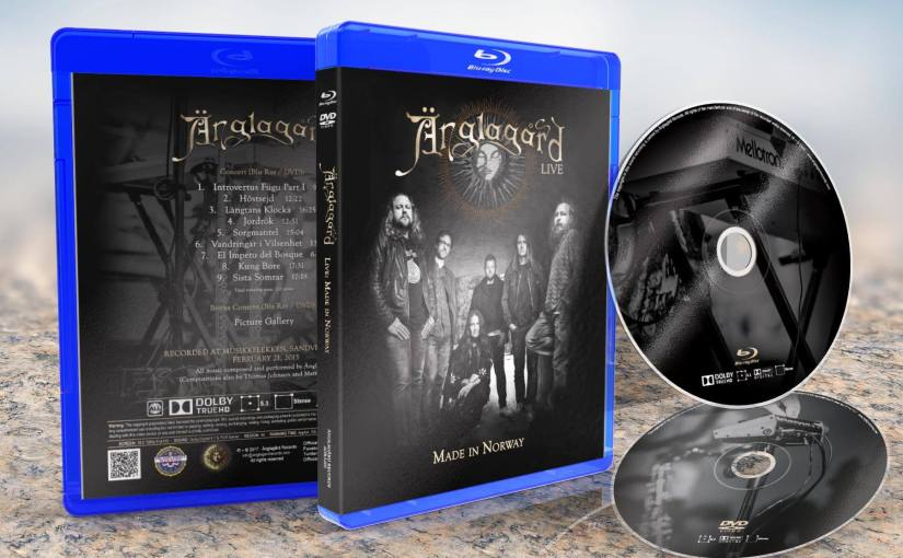 Änglagård Announce First Ever Official Live DVD Recording