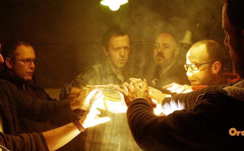 Review – Orange Clocks – Tope's Sphere 2 – by Emma Roebuck