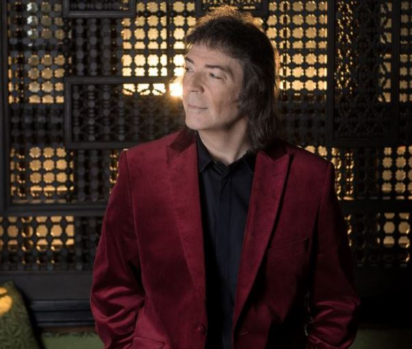 Review – Steve Hackett – The Night Siren – by Rob Fisher