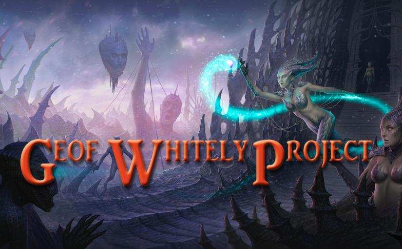 Review – Geof Whiteley Project – Carousel of Souls – by Progradar