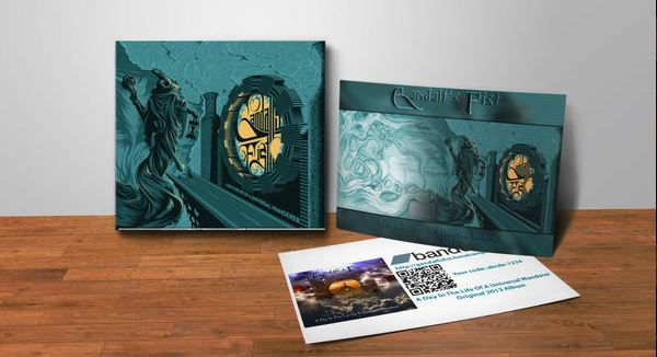 """Gandalf's Fist Begin Pre-Orders of """"A Day In The Life Of A Universal Wanderer"""" Special Edition Re-issue"""
