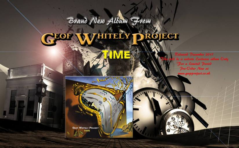 Review – Geof Whitely Project – Time – by Progradar