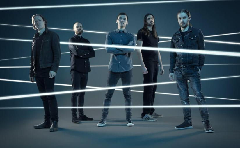 TESSERACT ANNOUNCE NEW STUDIO ALBUM 'SONDER' COMING 20TH APRIL 2018  PREMIERE NEW SINGLE 'LUMINARY' & ANNOUNCE NORTH AMERICA TOUR FOR APRIL & MAY 2018
